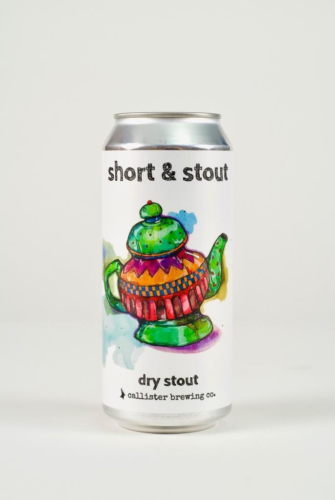 Short & Stout Irish Dry Stout