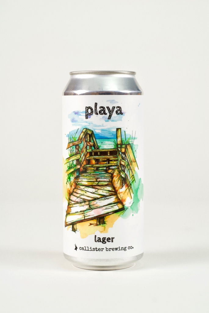 Playa Lager Callister Beer