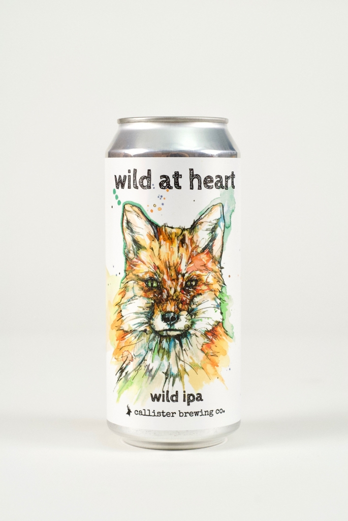 Wild at Heart IPA Callister Beer