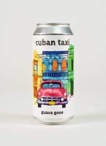 Cuban Taxi Guava Gose in a can