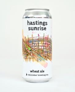 Hastings Sunrise Wheat Ale